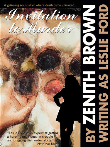 Invitation to Murder, by Zenith Brown (writing as Leslie Ford) (epub/Kindle/pdf)