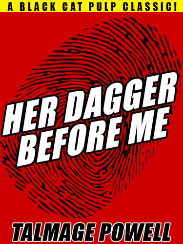 Her Dagger Before Me, by Talmage Powell (epub/Kindle/pdf)