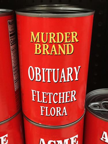Obituary, by Fletcher Flora (epub/Kindle/pdf)