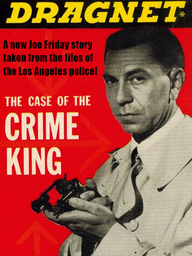 Dragnet: The Case of the Crime King, by Richard Deming (epub/Kindle/pdf)