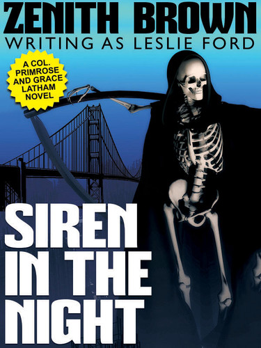 Siren in the Night, by Zenth Brown (writing as Leslie Ford) (epub/Kindle/pdf)
