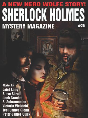 Sherlock Holmes Mystery Magazine #26  (epub/Kindle/pdf)