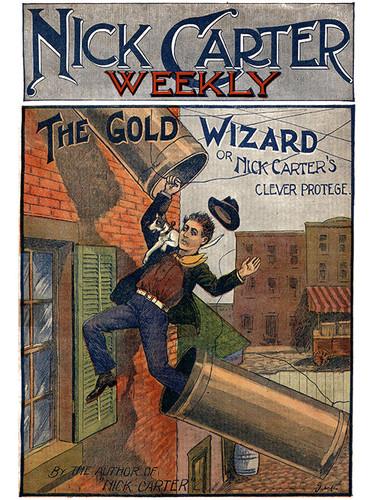 Nick Carter #46: The Gold Wizard, by Nicholas Carter (epub/Kindle/pdf)