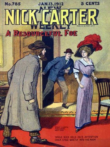 A Resourceful Foe (Nick Carter #785), by Nicholas Carter (epub/Kindle/pdf)