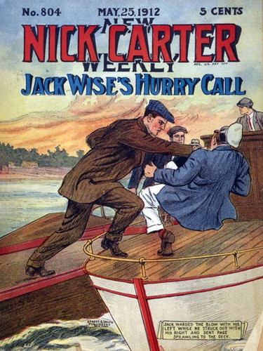 Jack Wise's Hurry Call (Nick Carter #804), by Nicholas Carter (epub/Kindle/pdf)