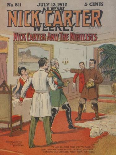 Nick Carter and the Nihilists (Nick Carter 811), by Nicholas Carter (epub/Kindle/pdf)