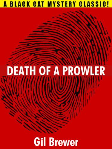 Death of a Prowler, by Gil Brewer (epub/Kindle/pdf)