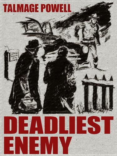 Deadliest Enemy, by Talmage Powell (epub/Kindle/pdf)