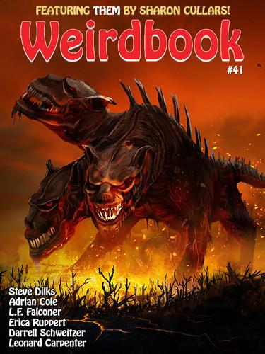 Weirdbook #41, edited by Douglass Draa, by  (epub/Kindle/pdf)