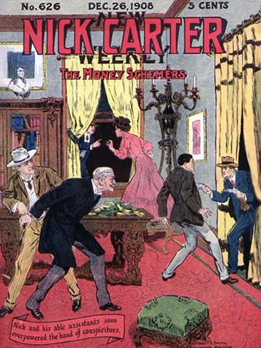 The Money Schemers (Nick Carter #626), by Nicholas Carter (epub/Kindle/pdf)