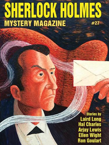 Sherlock Holmes Mystery Magazine #27 (epub/Kindle/Mobi)