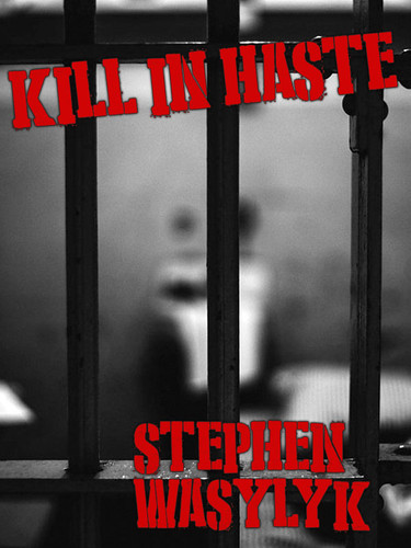 Kill In Haste, by Stephen Wasylyk (epub/Kindle/pdf)