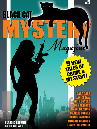 Black Cat Mystery Magazine #5 (epub/Kindle/pdf)