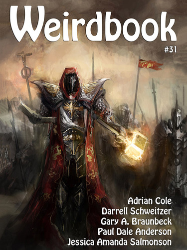 Weirdbook #31 (epub/Kindle/pdf)
