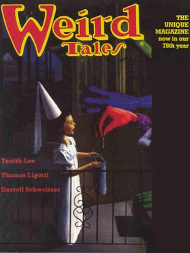 Weird Tales #325 (epub/Kindle/pdf)