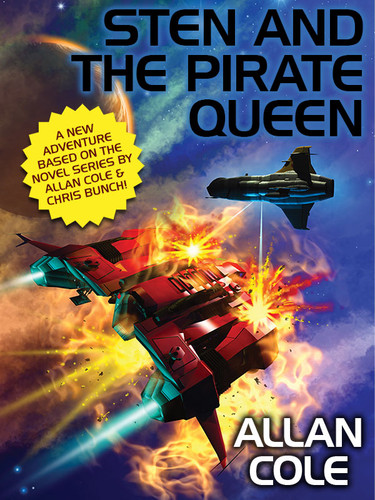 Sten and the Pirate Queen, by Allan Cole (Epub/Kindle/pdf)