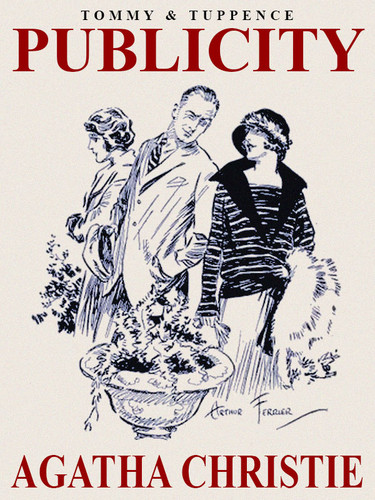 Publicity, by Agatha Christie (epub/Kindle)