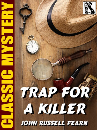 Trap for a Killer, by John Russell Fearn (epub/Kindle)