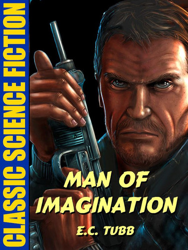 Man of Imagination, by E.C. Tubb (epub/Kindle)