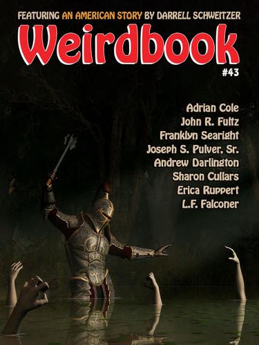 Weirdbook #43, edited, by Doug Draa (epub/Kindle)