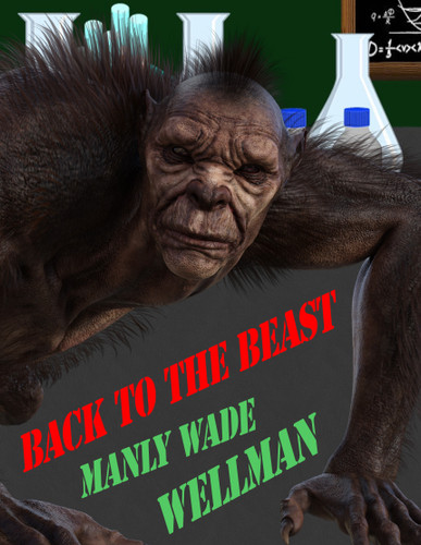 Back to the Beast, by Manly Wade Wellman (epub/Kindle)