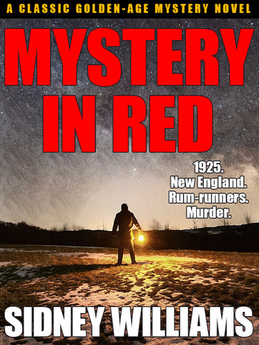 Mystery in Red, by Sidney Williams (epub/Kindle)