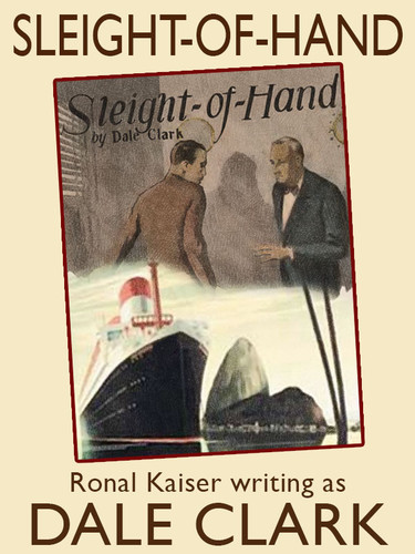 Sleight-of-Hand, by Dale Clark (epub/Kindle)