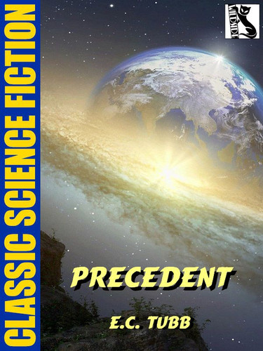 Precedent, by E.C. Tubb (epub/Kindle)