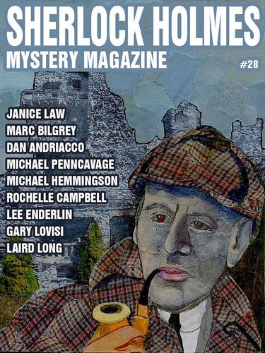 Sherlock Holmes Mystery Magazine #28  (epub/Kindle)