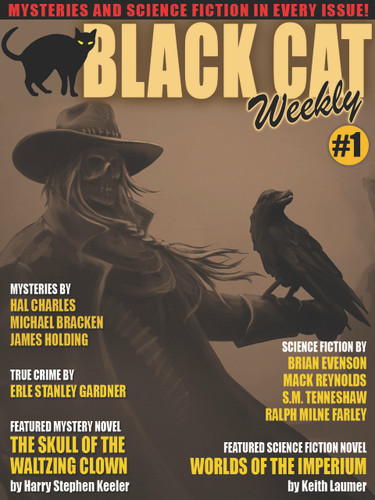Black Cat Weekly - Premiere Issue!