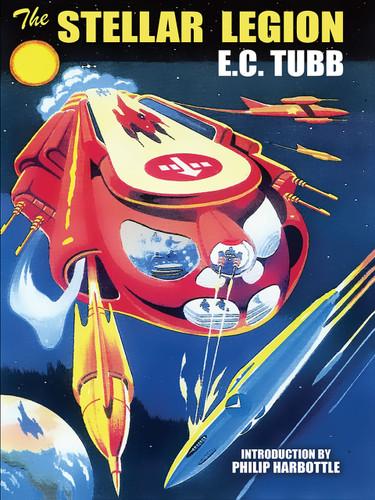 The Stellar Legion, by E.C. Tubb (epub/Kindle)