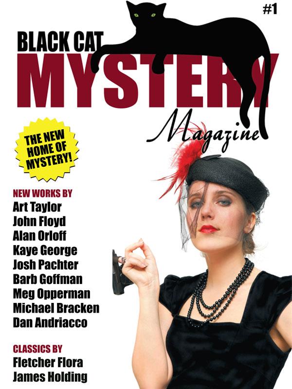 Black Cat Mystery Magazine #1 (epub/Kindle/pdf)