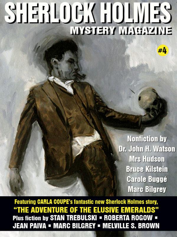 Sherlock Holmes Mystery Magazine #4 (epub/Kindle/pdf)