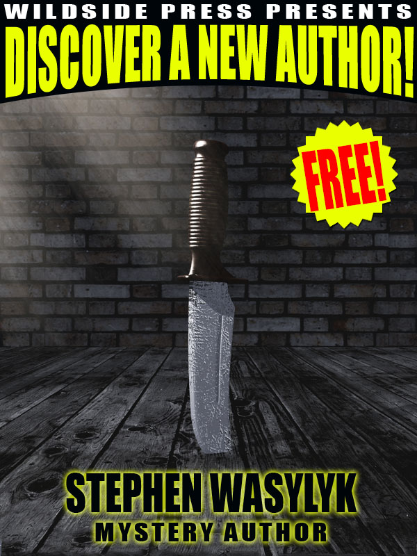 Discover a New Author: Stephen Wasylyk (epub/Kindle/pdf)