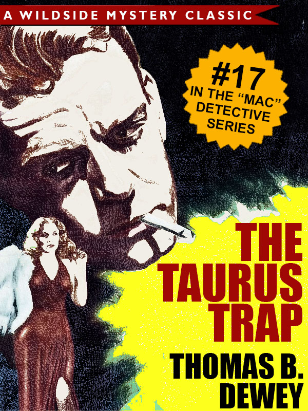 The Taurus Trap (Mac #17), by Thomas B. Dewey (epub/Kindle/pdf)