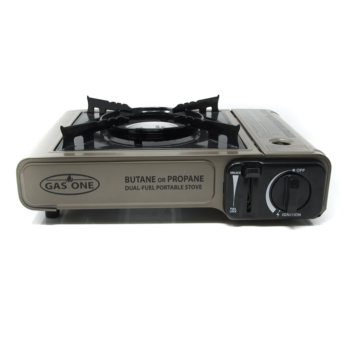 GS - 3400P Portable Dual Fuel Stove