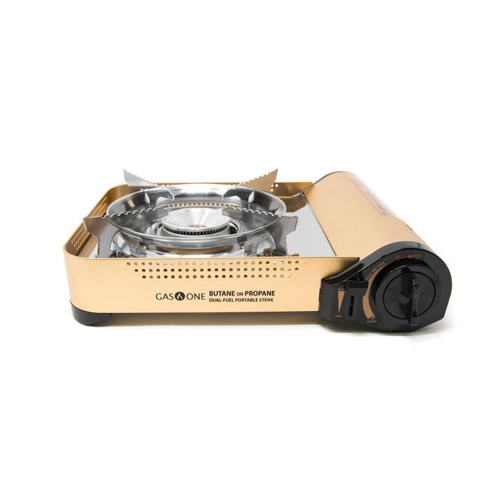 GS-4000P Premium Dual Fuel Stove