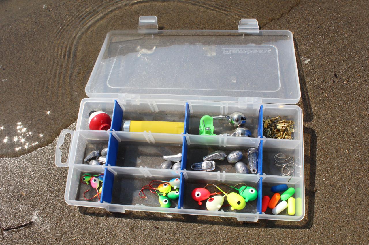 Basic Tackle Box Series