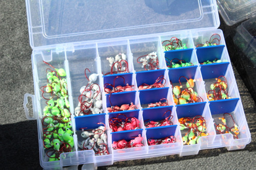 Custom Tackle Boxes