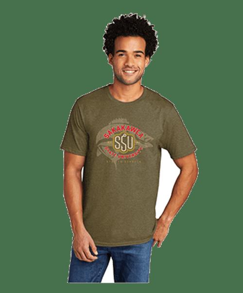 Sakakawea State University T-Shirts