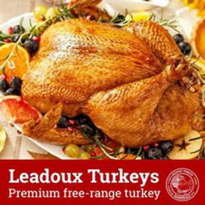 Free Range Whole Turkey
