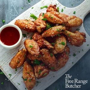 Free Range Marinated Chicken Wingettes