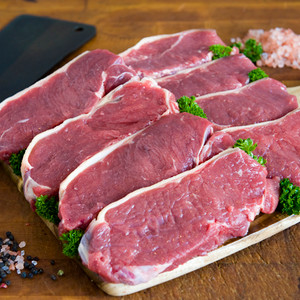 Grass Fed Beef New York Steak - 2kg Bulk Buy