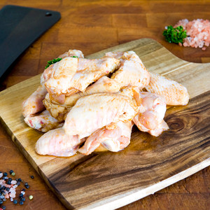 Marinated Mexican Chicken Wingettes