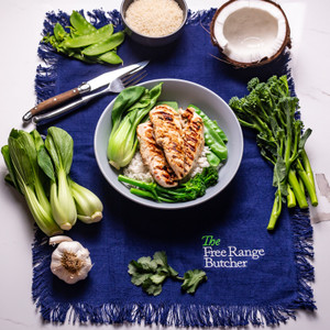 Thai Coconut Marinated Free Range Chicken Tenderloins