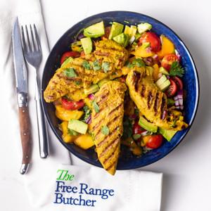Tumeric Marinated Free Range Chicken Tenderloins
