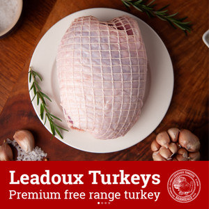 Free Range Rolled Turkey Breast