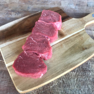 Grass Fed Beef Sliced Eye Fillet
