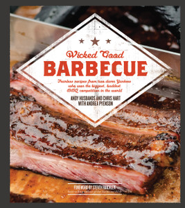 Book: Wicked Good BBQ Book