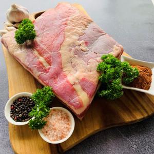 Grass Fed Beef Short Rib Plate